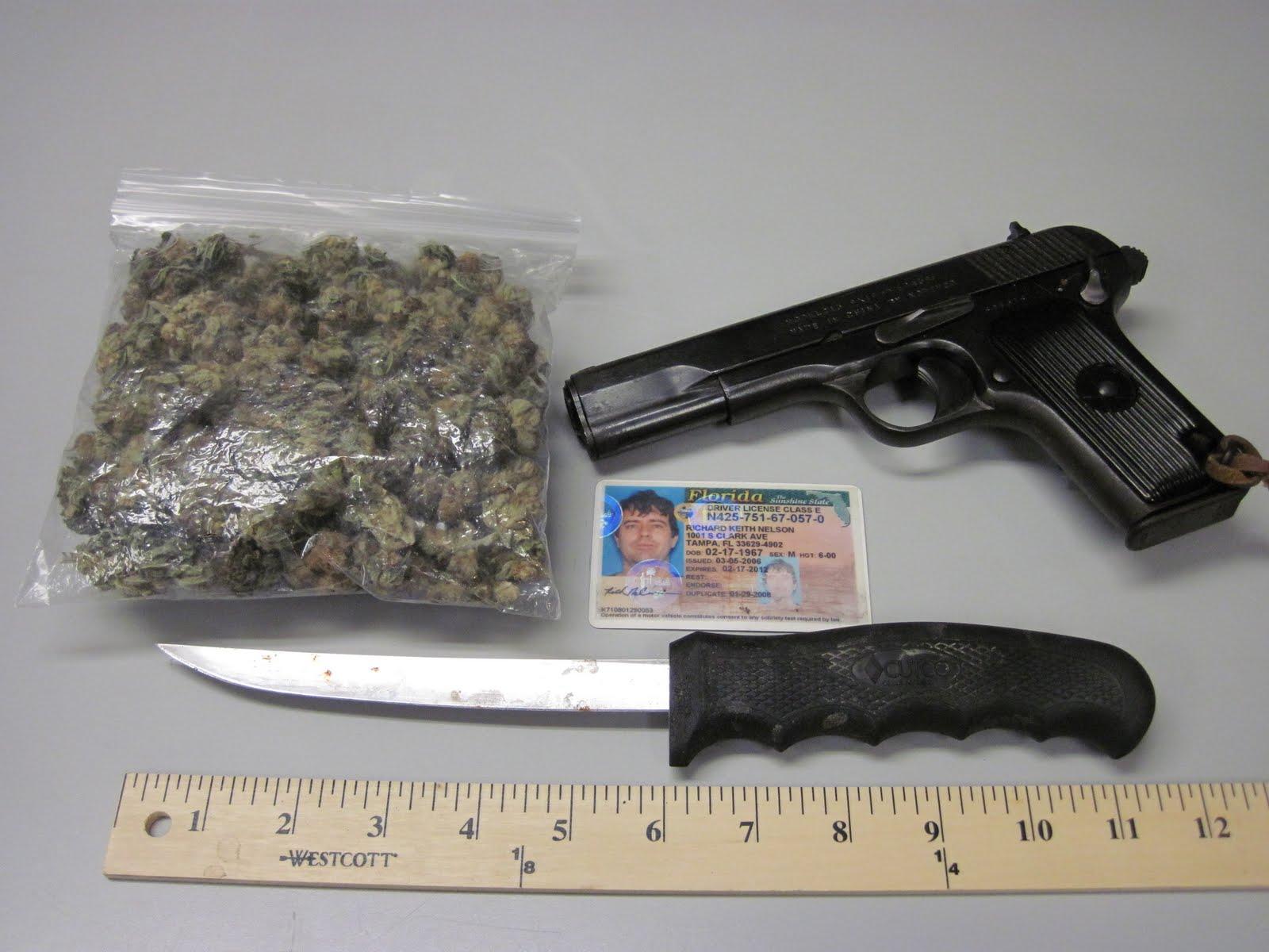 09152010 Drugs And Gun
