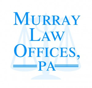 blue murray law logo